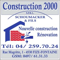 Construction 2000 sprl