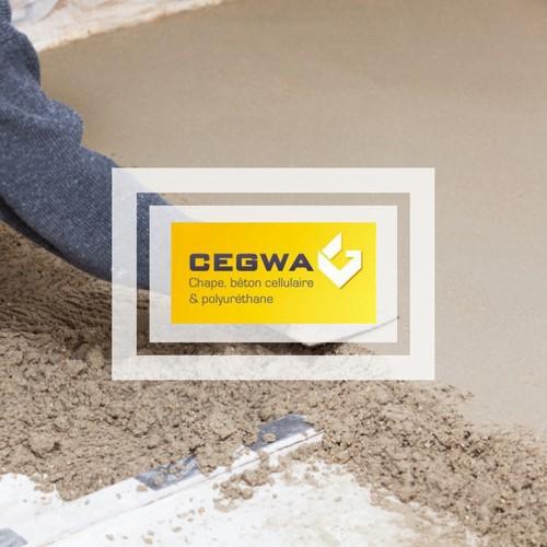 Cegwa : chape, béton cellulaire & polyuréthane