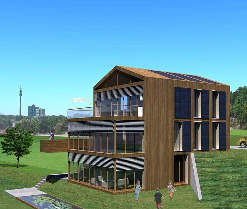 Une maison à énergie positive, qu'est-ce que c'est ?
